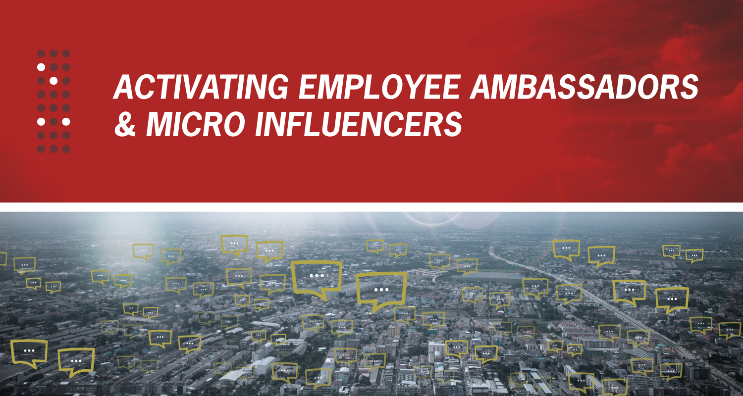 The power of employee influencers in marketing