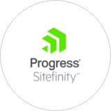 Progress Sitefinity logo